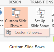 Figure - custom slide show