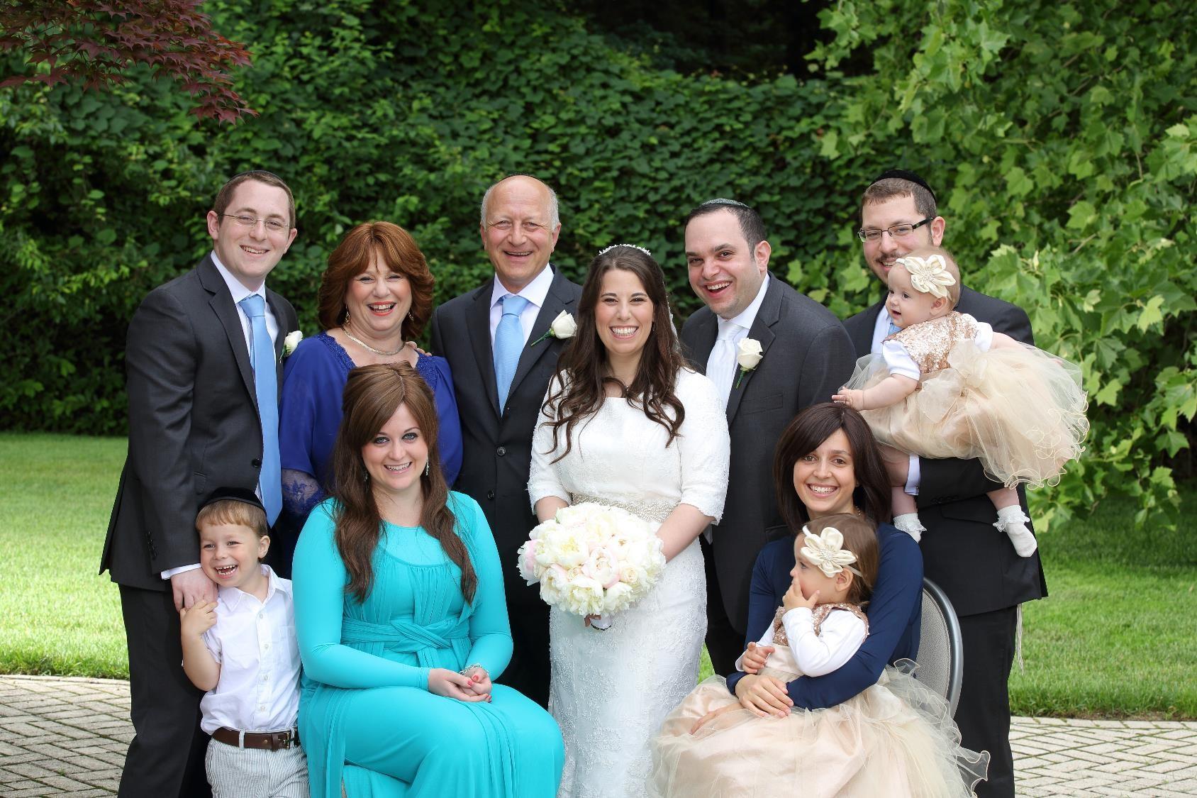 Fishel Family Wedding